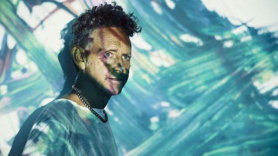 VIDEO | Martin Gore (Depeche Mode) anuncia un álbum en solitario y lanza primer single 'Mandrill'