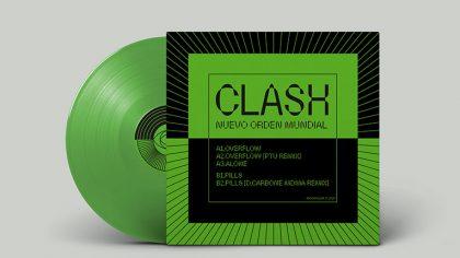 """AUDIO   Clash vuelve con el EP """"Nuevo Orden Mundial"""" a través del sello Moodulab"""