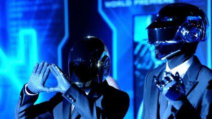 AUDIO   Daft Punk lanza la «edición completa» del soundtrack de TRON + 9 pistas adicionales