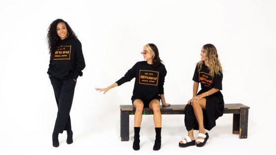 +FOTOS | Mira la primera colección oficial de streetwear de Roland