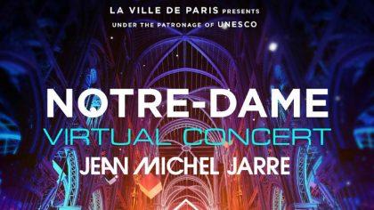 Free   La UNESCO patrocinará un evento virtual el último día del año con Jean-Michel Jarre