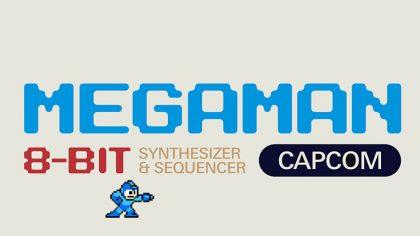 +VIDEO | ¿Lo jugaste?  Megaman ya tiene su propio sintetizador y aquí te lo mostramos