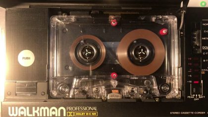+VIDEO | Lo-Fi: Con este cassette puedes reproducir un loop interminable