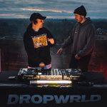 +VIDEO | Third Party toca un set desde una torre de 30 metros para lanzar la nueva marca de ropa DROPWRLD