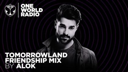 One World Radio   Tomorrowland te invita a celebrar el episodio 50 de su serie «Friendship Mix» con el brasileño Alok