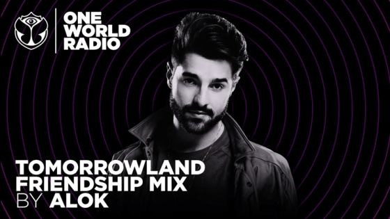 One World Radio | Tomorrowland te invita a celebrar el episodio 50 de su serie «Friendship Mix» con el brasileño Alok