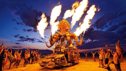 Ejecutivo de Burning Man: «Es imposible confirmar el festival en este momento»