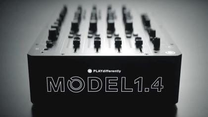 VIDEO   Play Differently acaba de lanzar el mixer 'MODEL 1.4' co-creado por Richie Hawtin