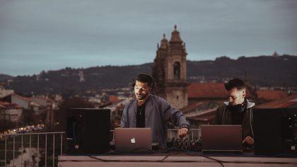 VIDEO | El dúo portugués Mayze X Faria presentó un live stream con música exclusiva bajo el nombre de «Originals»