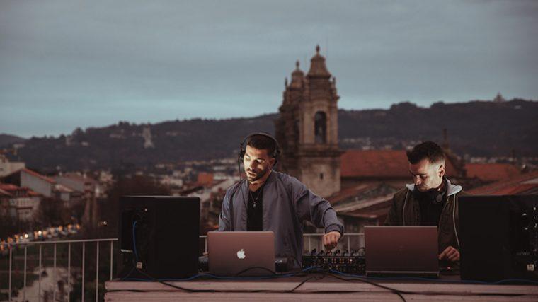 VIDEO   El dúo portugués Mayze X Faria presentó un live stream con música exclusiva bajo el nombre de «Originals»