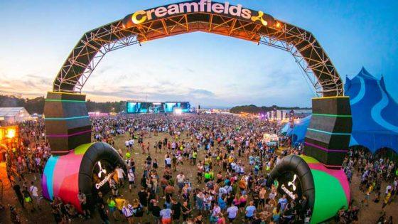 Buenas noticias para los fanáticos de Creamfields y otros festivales