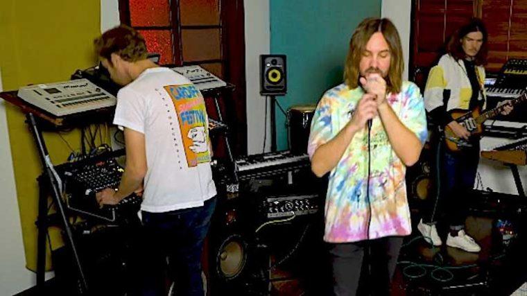 VIDEO   Tame Impala Sound System: La banda anuncia nuevos shows electrónicos
