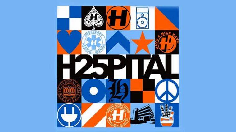 25 años de drum & bass: Hospital Records lanza compilado de aniversario