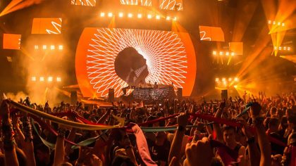 Above & Beyond te invitan a la sesión 'Group Therapy 450' este verano