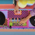 VIDEO | Ahora puedes mezclar en este setup hecho de bloques LEGO