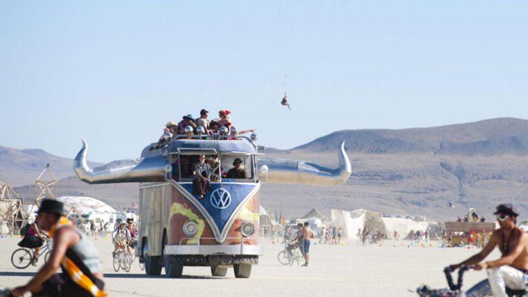 Burning Man renombra el tema para 2021 debido a un «sesgo implícito»