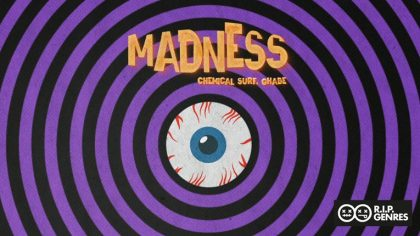 "Chemical Surf regresa en 2021 con ""Madness"" para su sello R.I.P. Genres Music"