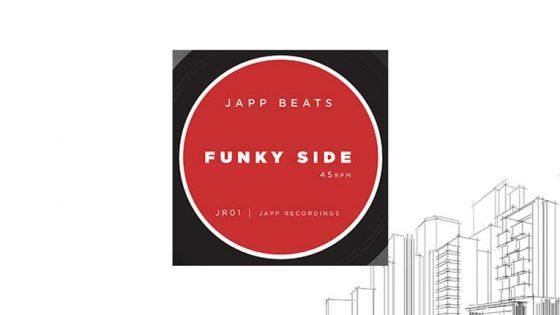 El productor y live act venezolano Japp Beats lanza su nuevo sencillo «Funky Side» (Japp Recordings)