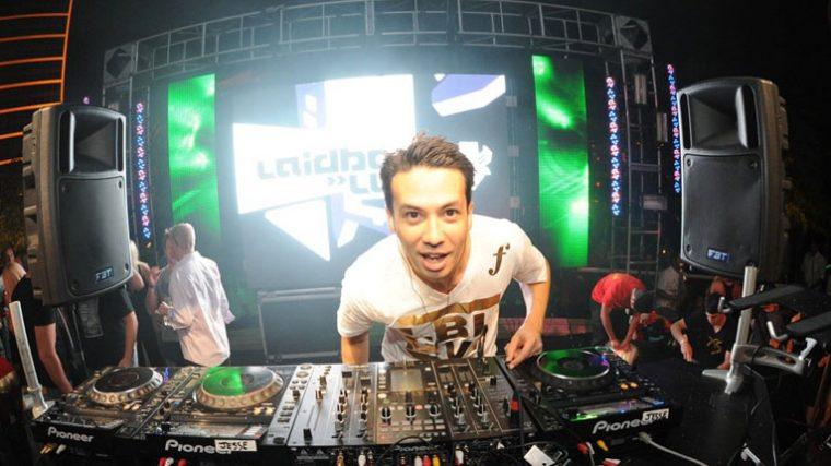 AUDIO | Laidback Luke regresa al techno bajo el aka 'Dark Chanell'