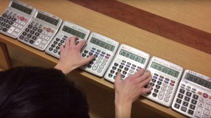 VIDEO   Mira este tributo a Daft Punk tocado con unas calculadoras