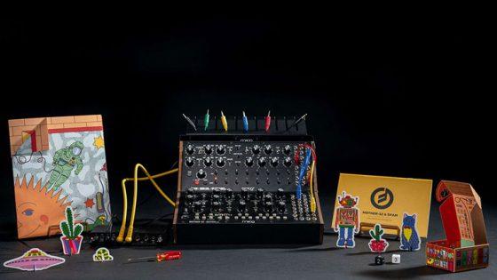 Moog Sound Studio | Un kit para aprender sobre los sintetizadores analógicos