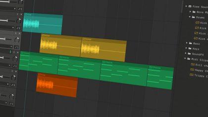 Soundation | Google Chrome ofrece un DAW gratis para producir música