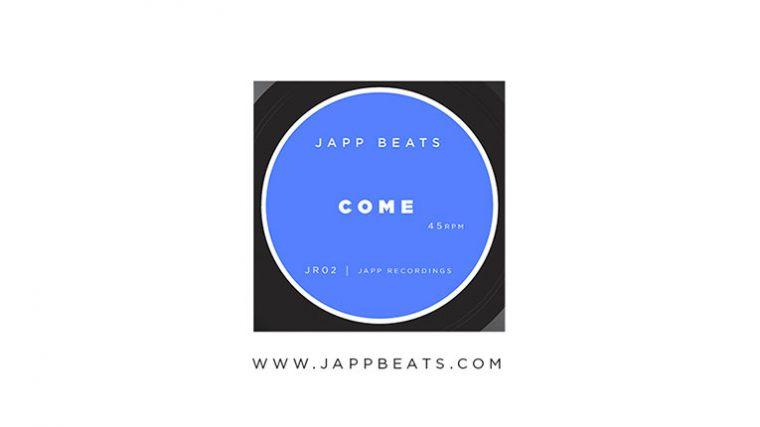 El productor y live act venezolano Japp Beats lanza su nuevo sencillo «Come» (Japp Recordings)