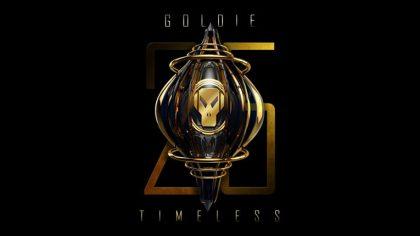 Goldie lanza edición remasterizada de su clásico álbum 'Timeless'
