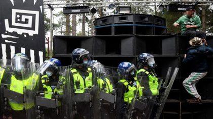 ACAB | Policías ven grabaciones post-raves para ir por los organizadores
