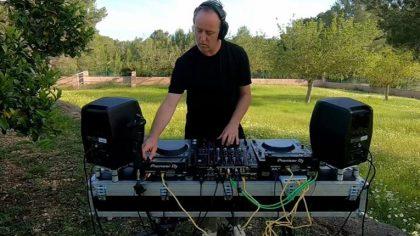 AUDIO | Dj Sasha lanza un nuevo set de 'LUZoSCURA'