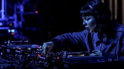 Escucha esta playlist curada por Nina Kraviz con sus tracks favoritos