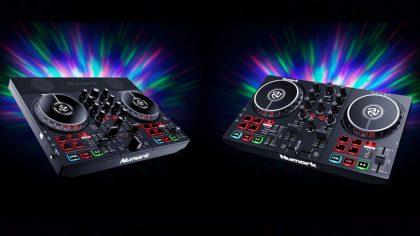 Numark anuncia nuevos controladores: Party Mix II y Party Mix Live
