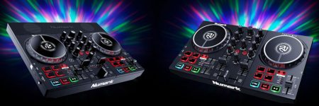 Numark anuncia nuevos controladores: Party Mix II y Party Mix Live
