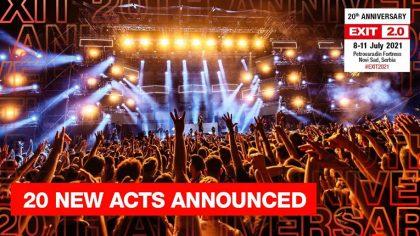 EXIT Festival confirma nuevas ediciones en Asia, Europa y América