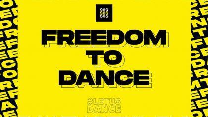 Freedom to Dance: La protesta cultural más grande que se haya visto en Londres
