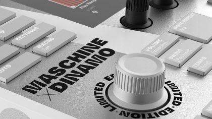 Maschine Dinamo: Native Instruments lanza una edición limitada del MK3