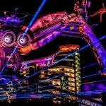 Spider Spirit: Un escenario de festivales tan impresionante que ahora aparece en libros escolares