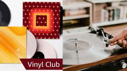Amazon apuesta por el vinyl en su nuevo servicio de suscripción