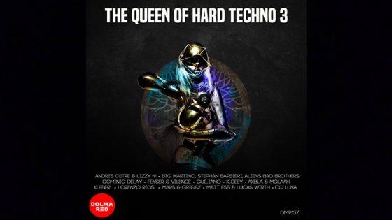 Andres Cetre & Lizzy M | Techno colombiano haciendo debut en el sello francés Dolma rec