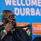 DJ Black Coffee pide unidad en una Sudáfrica sumida en el caos