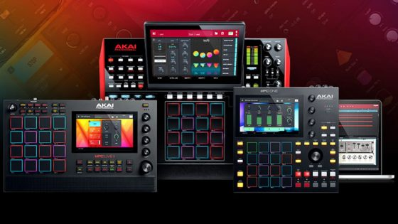 Nueva actualización de Akai ofrece auto-tune y plugins para usuarios de MPC