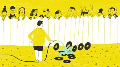 Olas de calor están causando deformaciones en discos de vinyl