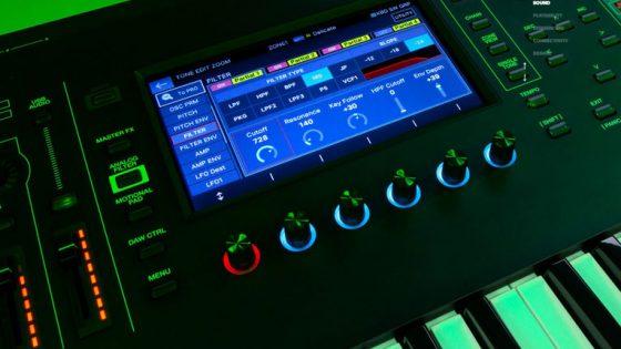 Roland anuncia actualización gratuita para los sintetizadores Fantom