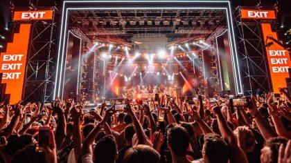 VIDEO | Mira el regreso del EXIT Festival ante 180.000 asistentes