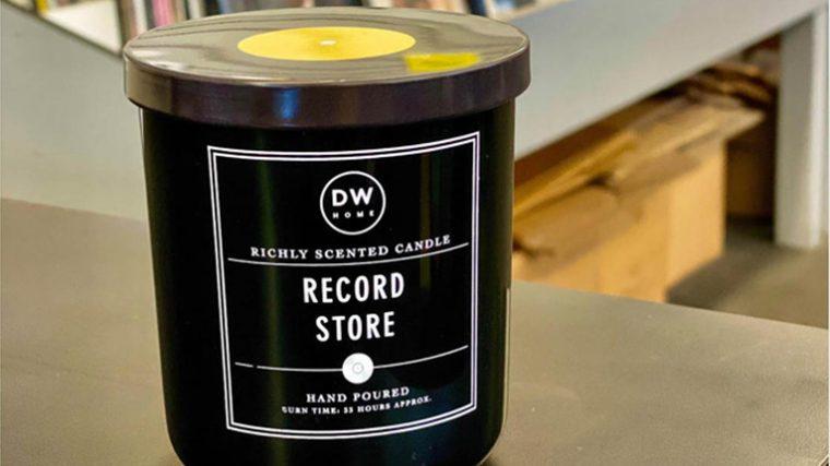 Smell Like Vinyl Spirit: Crean una vela con aroma a «discos de vinyl»