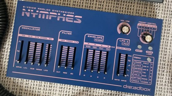Nymphes: Conoce el sintetizador «dedicado a las mujeres oprimidas»