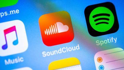 SoundCloud saca ventaja a Spotify y Apple Music gracias a las donaciones directas