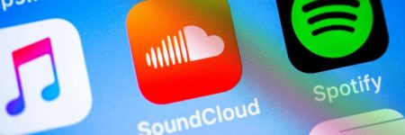 soundcloud spotify apple music